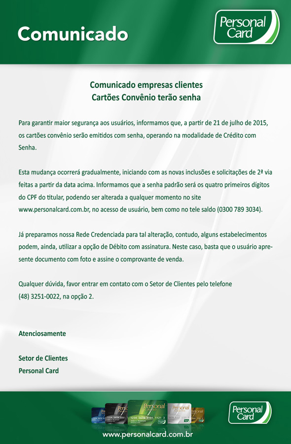 Comunicado_Senha