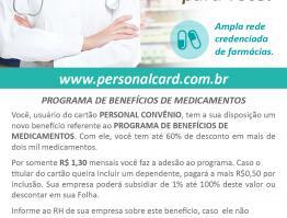 Programa de Benefícios de Medicamentos