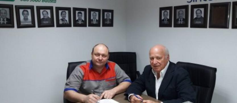 CDL São João Batista firma parceria com Personal Card